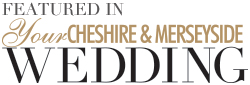 Featured in Your Cheshire and Merseyside Wedding logo