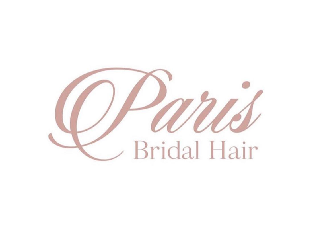 Paris Bridal Hair logo