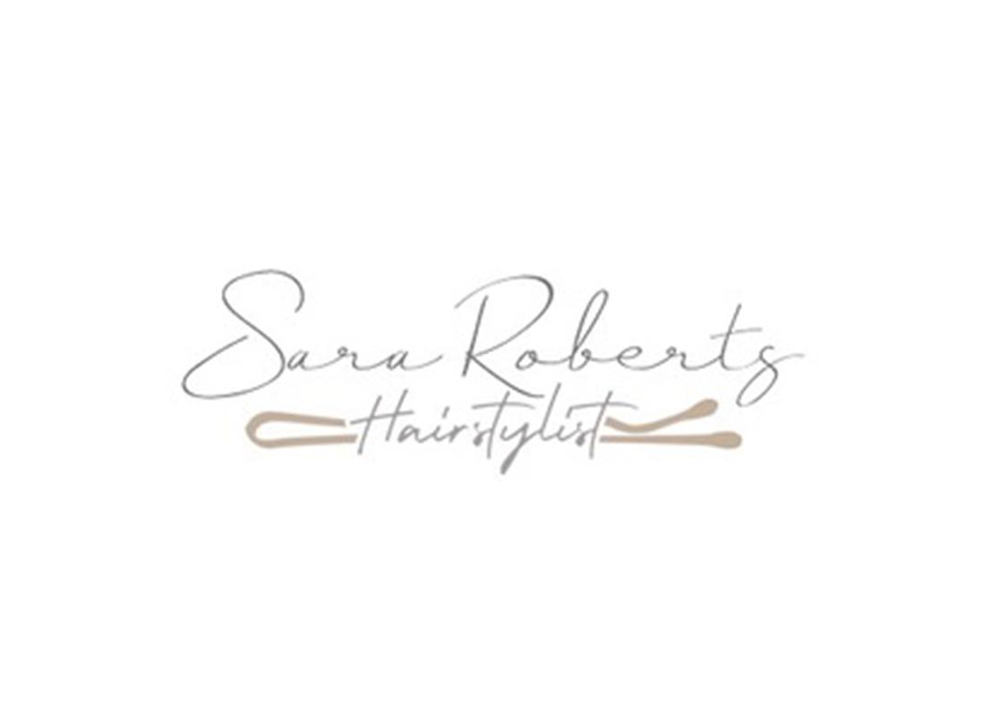 Sara Roberts Hairstylist logo