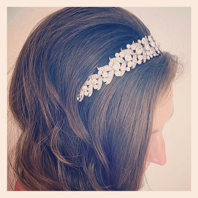 6e. Fashionista Belle – Headband