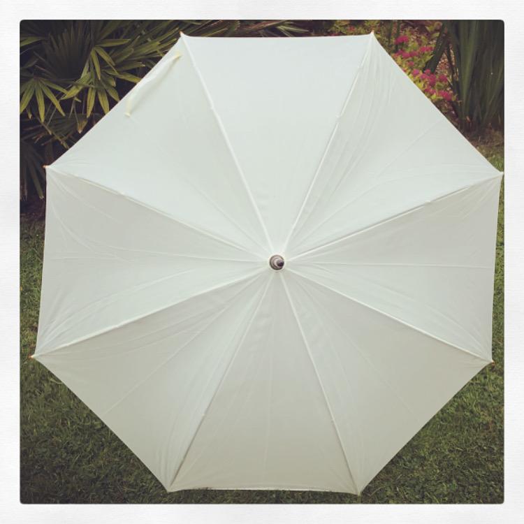 1. Ivory Wood Stick – Umbrella