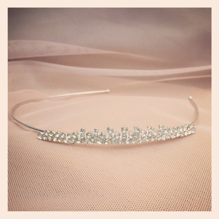 3a. Simple Glamour – Headband