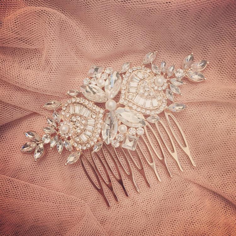 17. Rose Glam – Comb