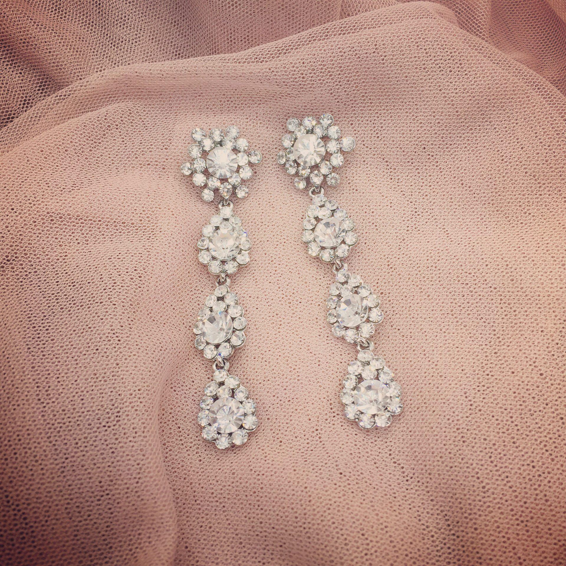 Oh So Glamorous – Earrings (i)