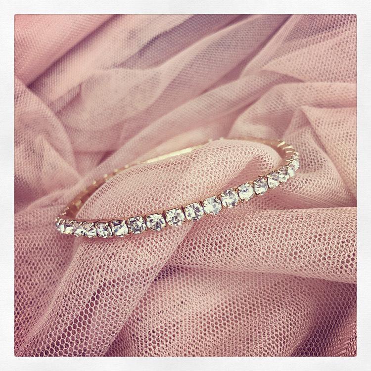 11. Georgiana in Gold – Bracelet