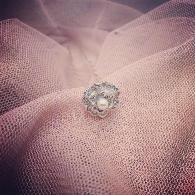 13. Rose Pearl – Pin