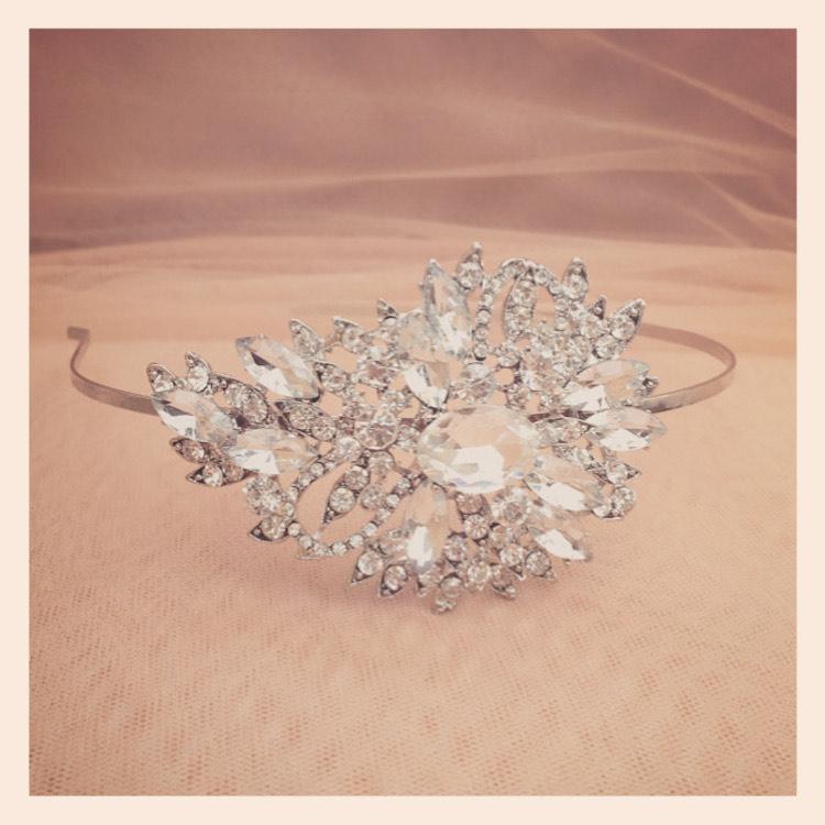 7d. Glam Fairy – Headband