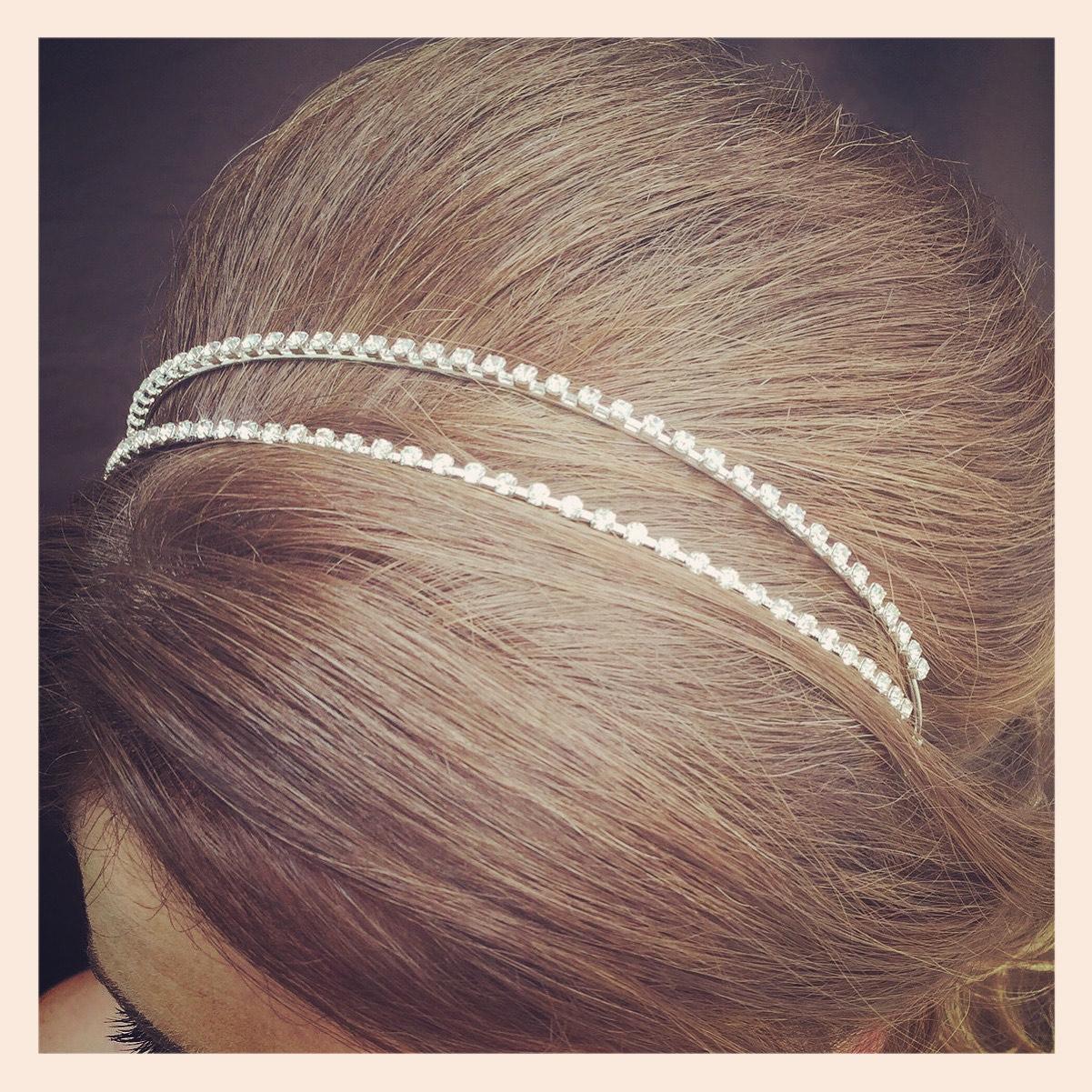 9c. Totally Elegant – Headband