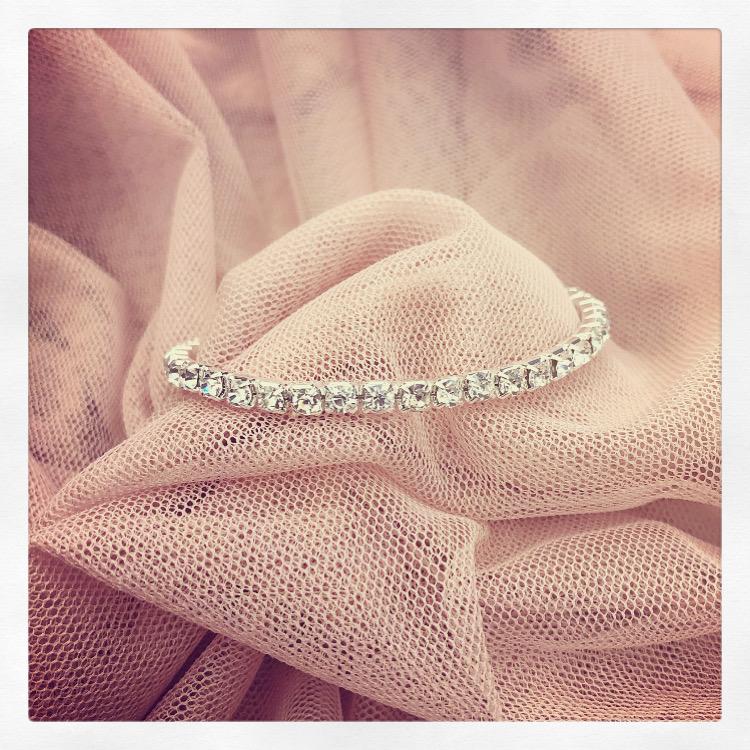 12. Georgiana in Silver – Bracelet