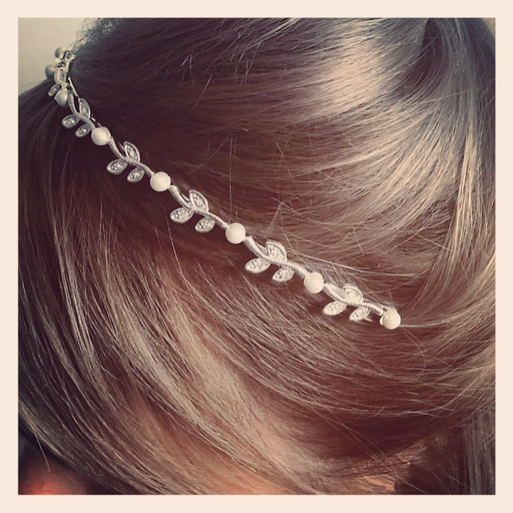 13c. Elven Star Pearl – Headband